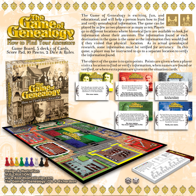 Game of Genealogy